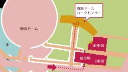 渡正展示会地図