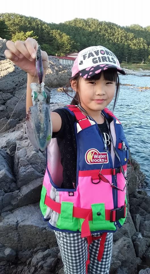 海 ライフジャケット 子供