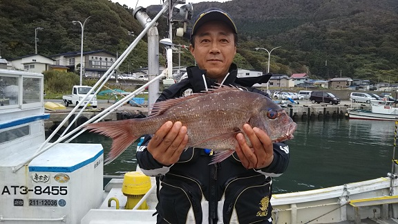 男鹿加茂 政運丸2