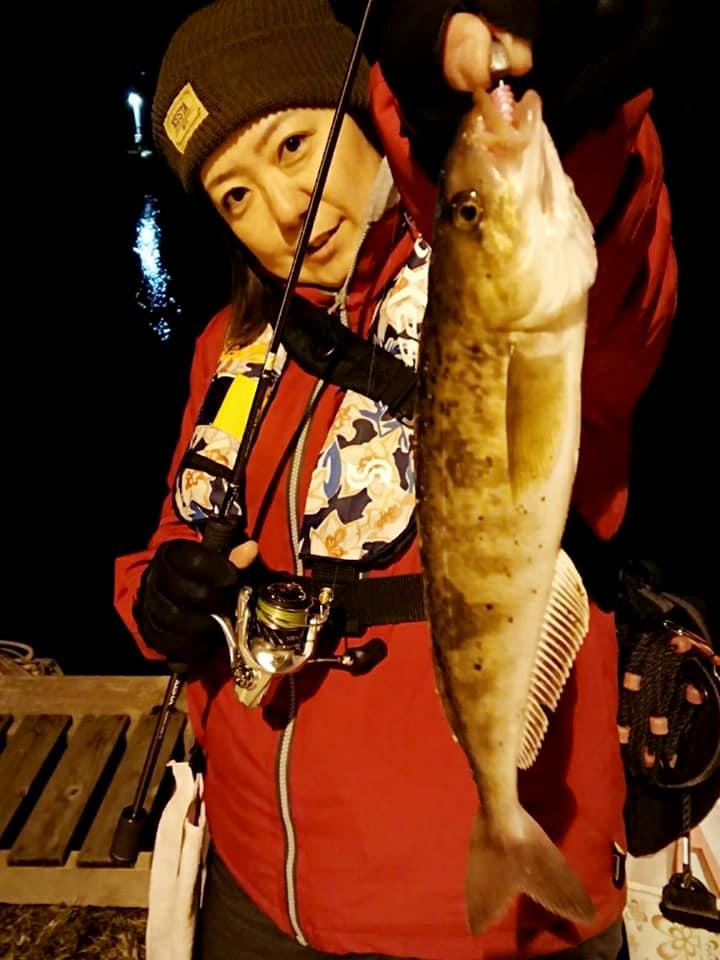 秋田県八峰町釣果2